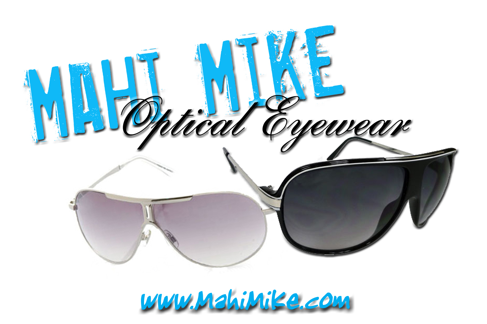 Alt= Mahi Mike sunglasses